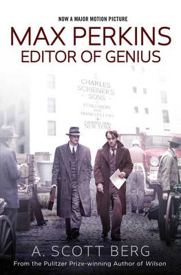 Max Perkins: Editor of Genius Film Tie-In, Genius Film tie-In