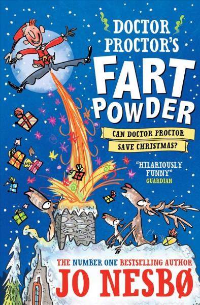 Save Christmas.Can Doctor Proctor Save Christmas El Knyga Krisostomus
