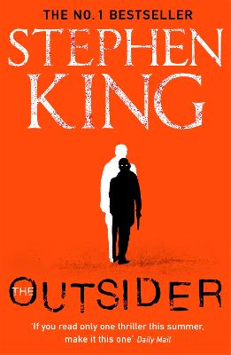 Outsider: The No.1 Sunday Times Bestseller