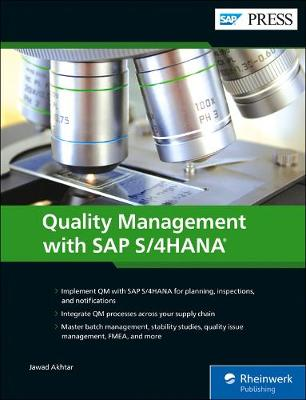 Quality Management with SAP S/4HANA