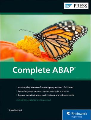 Complete ABAP Second Edition