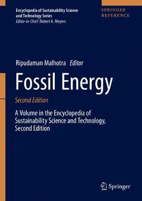 Fossil Energy 2nd ed. 2020