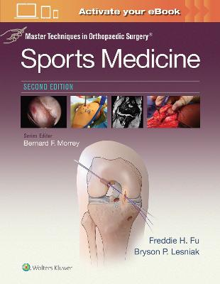 Master Techniques in Orthopaedic Surgery: Sports Medicine: Sports Medicine 2nd edition
