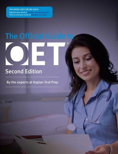 Official Guide to OET Second Edition
