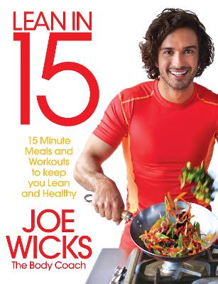 Lean in 15 - The Shift Plan: 15 Minute Meals and Workouts to Keep You Lean and Healthy Main Market Ed.