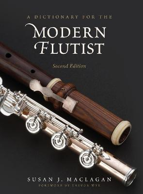 Dictionary for the Modern Flutist 2nd Edition