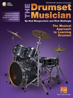Rod Morgenstein/Rick Mattingly: The Drumset Musician - 2nd Edition (Book/Online Audio)