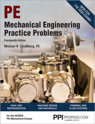 Mechanical Engineering Practice Problems 14th ed.