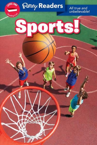 Ripley Readers Level1 Sports!