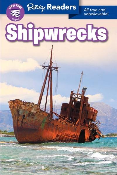 Ripley Readers Level4 Lib Edn Shipwrecks Library ed.