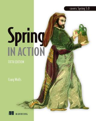 Spring in Action, Fifth Edition 5th edition