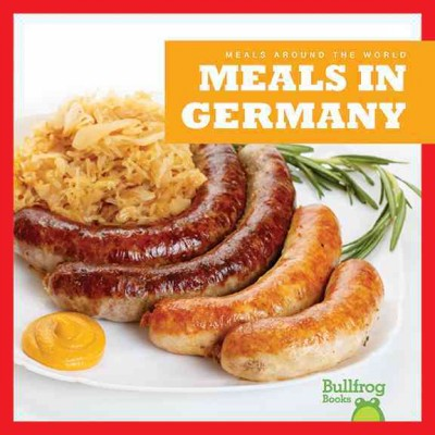 Meals in Germany