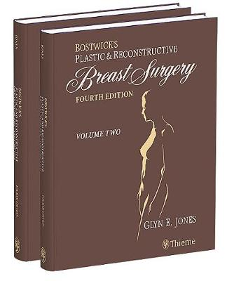 Bostwick's Plastic and Reconstructive Breast Surgery 4th New edition