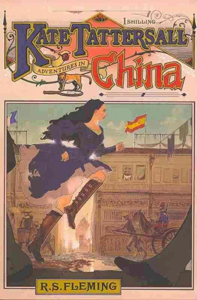 Kate Tattersall Adventures in China None ed.