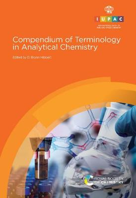 Compendium of Terminology in Analytical Chemistry 4th New edition