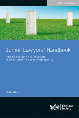 Junior Lawyers' Handbook