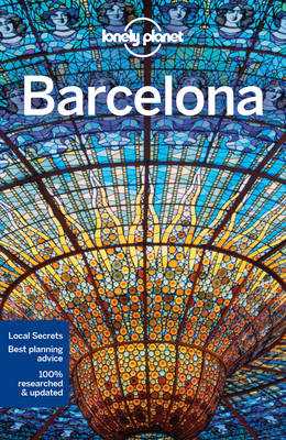 Lonely Planet Barcelona 10th Revised edition