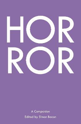 Horror: A Companion New edition