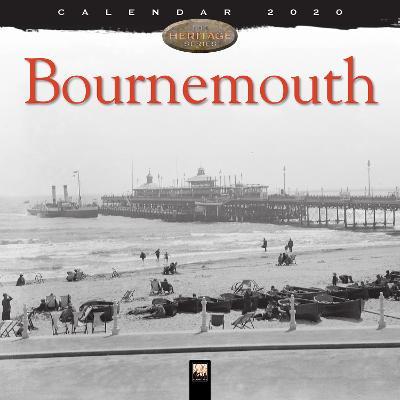 Bournemouth Heritage Wall Calendar 2020 (Art Calendar) New edition
