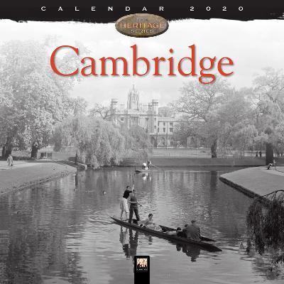 Cambridge Heritage Wall Calendar 2020 (Art Calendar) New edition