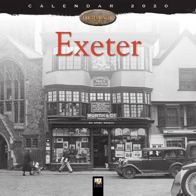 Exeter Heritage Wall Calendar 2020 (Art Calendar) New edition