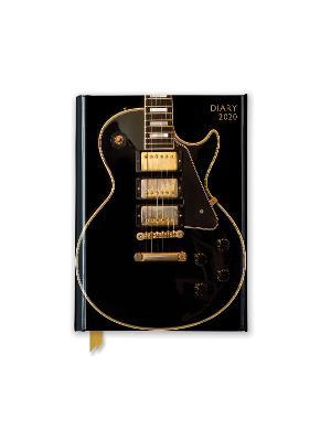 Black Gibson Guitar Pocket Diary 2020 New edition