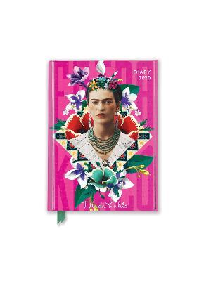 Frida Kahlo Pocket Diary 2020 New edition