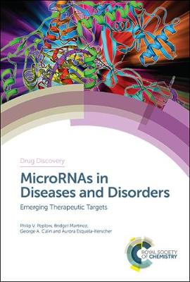 MicroRNAs in Diseases and Disorders: Emerging Therapeutic Targets