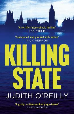 Killing State: The action-packed Sunday Times Crime Club thriller