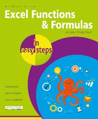 Excel Functions and Formulas in easy steps
