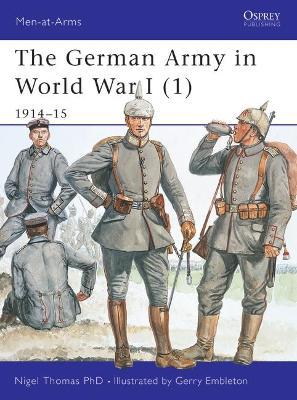 German Army in World War I, Pt. 1, 1914-15