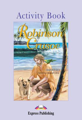 Robinson Crusoe, Activity Book