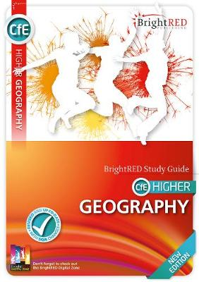 Bright Red Higher Geography New Edition Study Guide