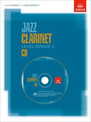 ABRSM Jazz: Clarinet Level/Grade 5 (CD)