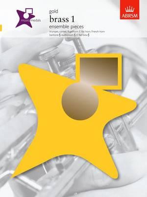 ABRSM Music Medals: Brass 1 Ensemble Pieces - Gold