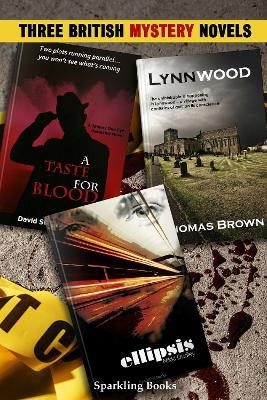 Three British Mystery Novels Omnibus of three British crime / mystery novels, also available separately