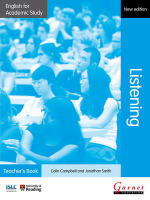 English for Academic Study: Listening Teacher's Book - Edition 2 2012 2nd edition