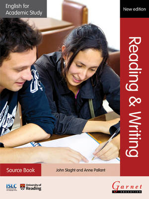 English for Academic Study: Reading & Writing Source Book - Edition 2 2012 2nd edition