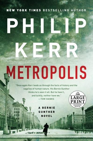 Metropolis Large type / large print edition
