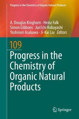 Progress in the Chemistry of Organic Natural Products 109 1st ed. 2019