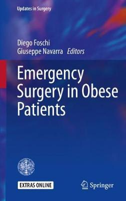 Emergency Surgery in Obese Patients 1st ed. 2020