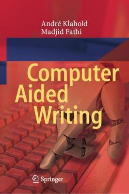 Computer Aided Writing 1st ed. 2020