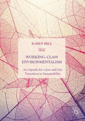 Working-Class Environmentalism: An Agenda for a Just and Fair Transition to Sustainability 1st ed. 2020