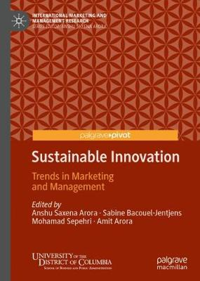 Sustainable Innovation: Trends in Marketing and Management 1st ed. 2020