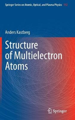 Structure of Multielectron Atoms 1st ed. 2020