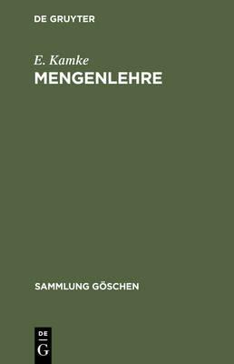 Mengenlehre 7th Reprint 2016 ed.