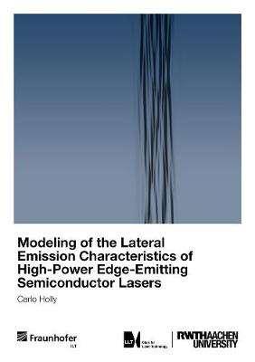 Modeling of the Lateral Emission Characteristics of High-Power Edge-Emitting   Semiconductor Lasers