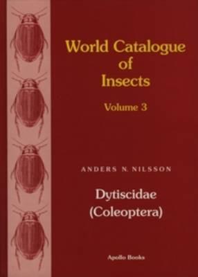 Dystiscidae (Coleoptera): Dytiscidae (Coleoptera)