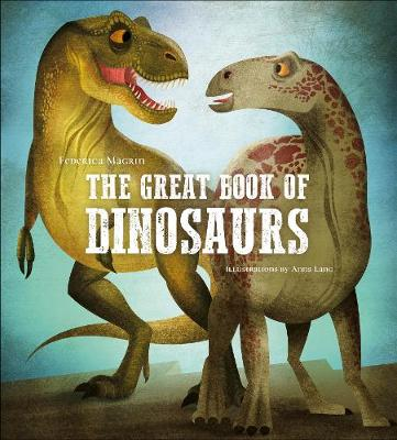 Fantastic Book of Dinosaurs: A Guide for Expert Keepers