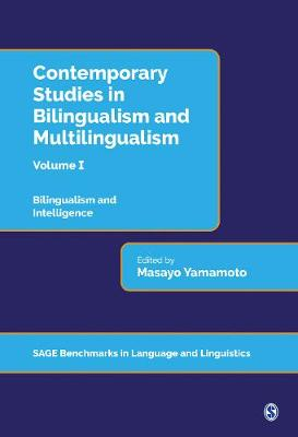 Contemporary Studies in Bilingualism and Multilingualism